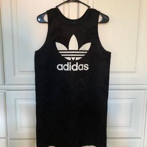 Black Adidas Dress